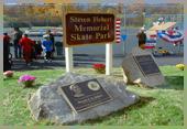 Steven Herbert Memorial Skate Park