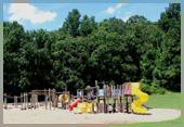 Furnace Woods Elementary School Playrgound