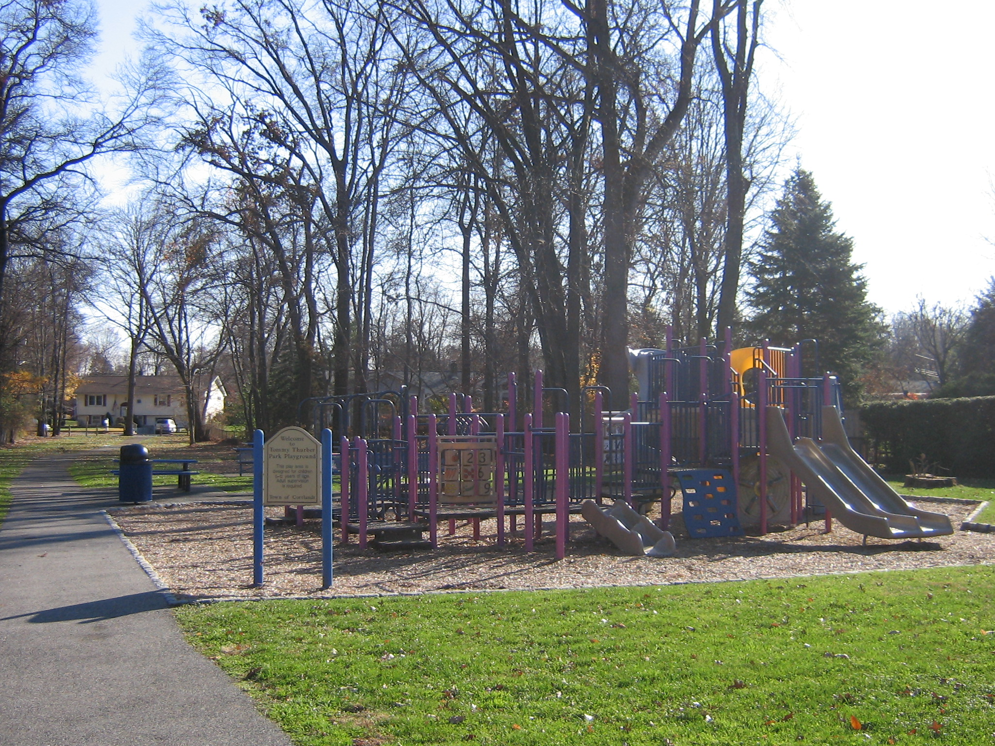 Tommy Thurber Playground