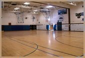 Blue Mountain Middle School Gym