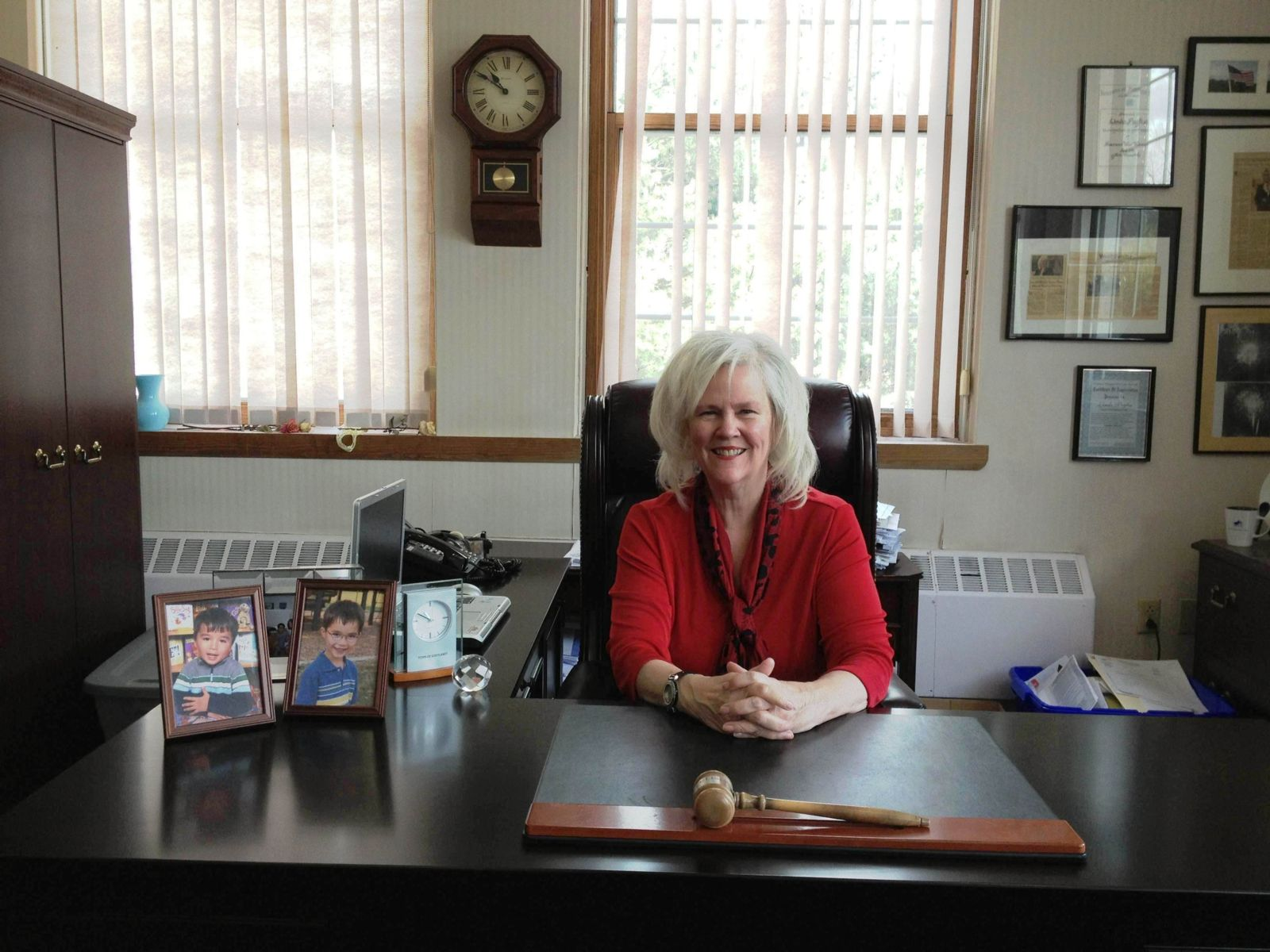 Town Supervisor, Linda Puglisi